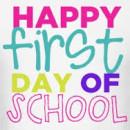 First Day is Underway!