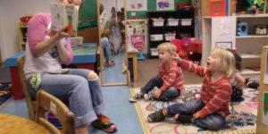 FUMP's Best Practices in Literacy for Preschoolers