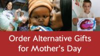 Order Alternative Gifts for Mother's Day