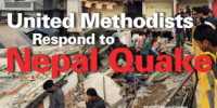 United Methodist Committee on Relief  for Nepal