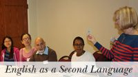 August 2016 Mission Emphasis – English as a Second Language (ESL) Ministry