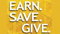 Earn. Save. Give. – Wesley's Simple Rules for Money