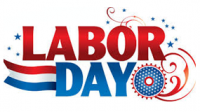 Church Office Closed for Labor Day
