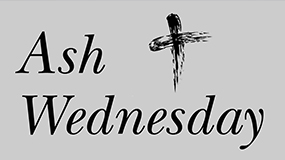 """Ash Wednesday and Valentine's Day?"" – Rev. Michael Mumme (02/14/2018)"
