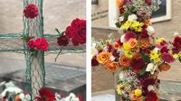 Help us Make a Flowering Cross on Easter