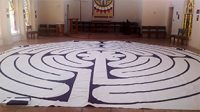 Walk the Labyrinth during Holy Week