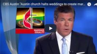 CBS Austin Reports on Marriage Equality Resolution