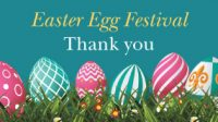 Egg Festival Thank You
