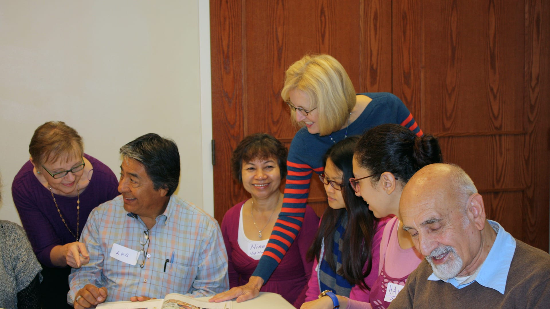 August Mission Emphasis – English as a Second Language (ESL) Ministry