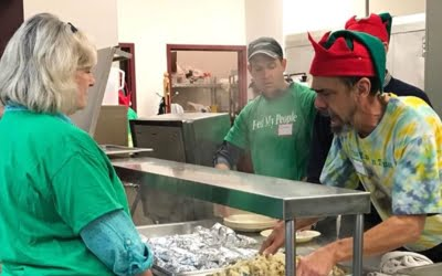 November Mission Emphasis – Feed My People Christmas Eve Breakfast