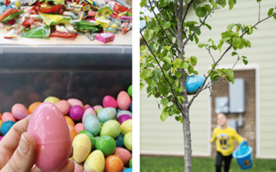 Easter Egg Donations Found a Good Home