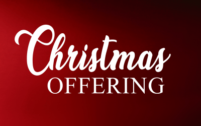 Christmas Offering – Huston-Tillotson University