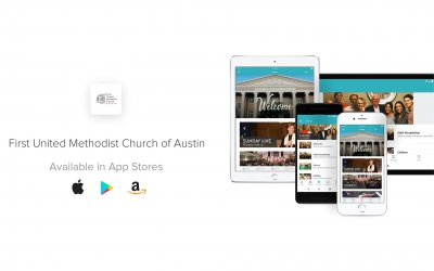 FUMC Austin Launches New Mobile App