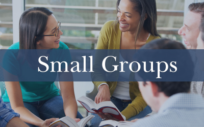 Small Groups Forming