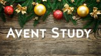Advent Study for High School Youth