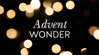 """I Wonder What God Could Do…"" – Rev. Taylor Fuerst, 12/18/2016"
