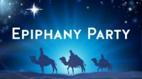 Epiphany Party, January 7