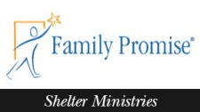 February 2016 Mission Emphasis: Shelter Ministries