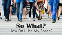 """How Do I Use My Space?"" – Rev. Taylor Fuerst, 08/28/2016"