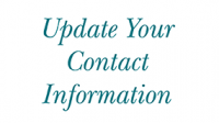 Contact Information Update