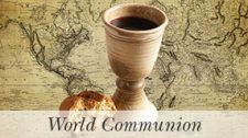 October 2017 Mission Emphasis – World Communion Sunday and Refugee Services of Texas